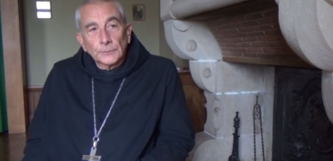 El Abad de Solesmes dice que el futuro de los restos de Franco depende más de la familia que de los monjes