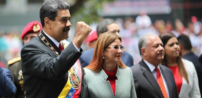 El estado del Vaticano justifica su presencia en la ceremonia de inauguración de presidencia de Maduro