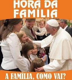 Hoy comienza en Brasil la Semana Nacional de la Familia