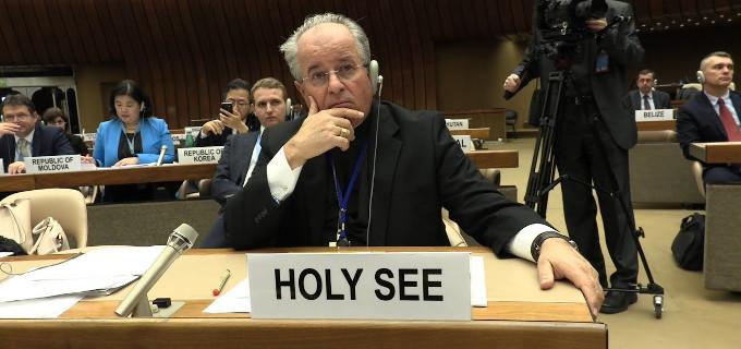 La Santa Sede considera inaceptable y ofensivo el informe de la ONU sobre libertad religiosa e