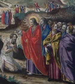 El leproso que estableció una sociedad con Jesús