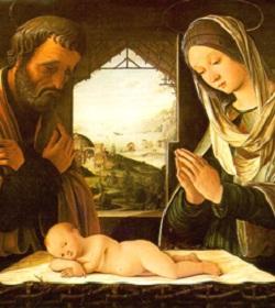 Obispo de Córdoba: «María y José, los protagonistas del gran misterio de la Navidad»