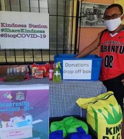 Cáritas filipina promueve trueque en comunidades rurales para superar escasez de víveres