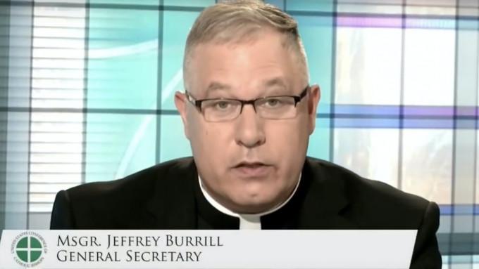 Dimite el secretario general de la Conferencia Episcopal de EE.UU tras revelarse su conducta sexual inmoral