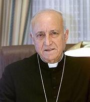 Cardenal Agustín García-Gasco