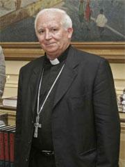 Cardenal Antonio Cañizares