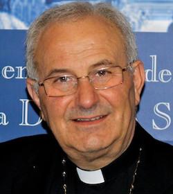 Monseñor Giampaolo Crepaldi