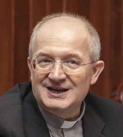 Monseñor Livio Melina