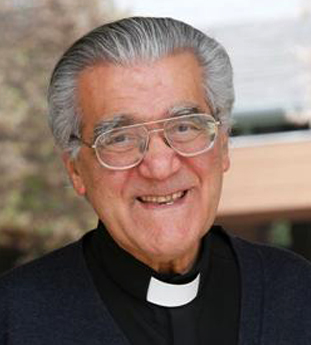 P. Raúl Hasbún, sacerdote