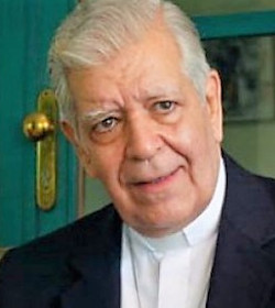 Cardenal Jorge Urosa